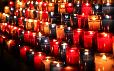 Creative Rituals for Mourning at Home